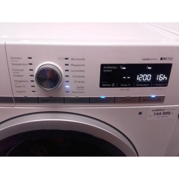 Siemens WM16W540 A+++ 8kg szépséghibás elöltöltős akciós mosógép