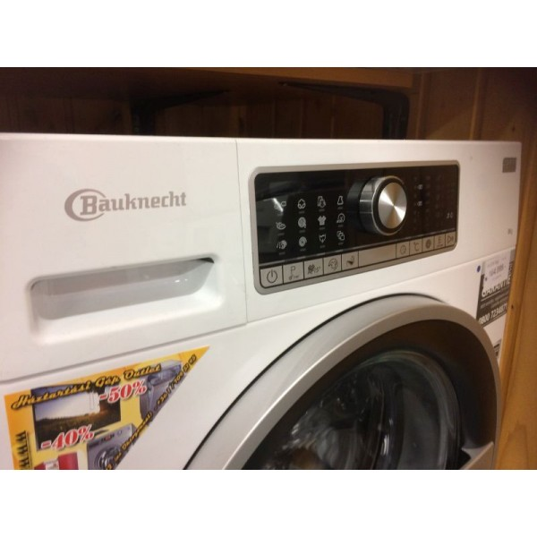 Bauknecht 824 ZEN A+++ 8kg szépséghibás elöltöltős akciós mosógép 14 napos csere