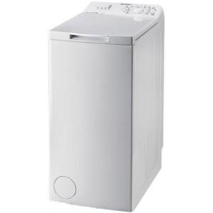 Indesit ITWA 51051 W használt A+ 5kg 1000 ford. felültöltős mosógép
