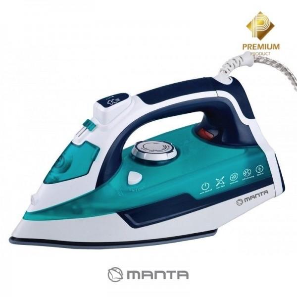 Manta IRN910 Cirrus gőzölős vasaló kék
