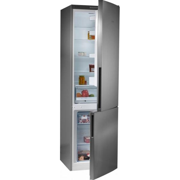 Bosch KGV39VL33 szépséghibás A++ inox Kombinált hűtő akció