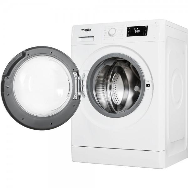 Whirlpool FWF71483W EU szépséghibás elöltöltős mosógép