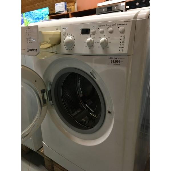 Indesit IWSND 61253C szépséghibás A+++ 6kg 1200 ford. elöltöltős mosógép
