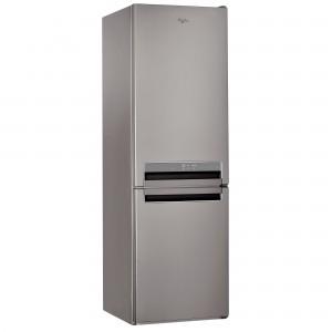 Whirlpool BSNF84220OX A++ szépséghibás kombinált hűtő